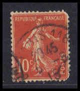 France Used Fine ZA5019