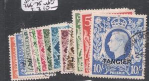 Morocco Agencies SG 231-2, 234, 266-75 VFU (2dlk)