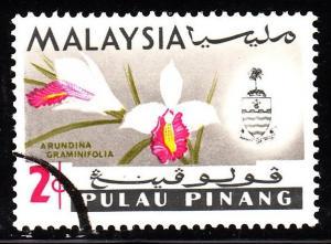 Malaya - Penang 68 - used