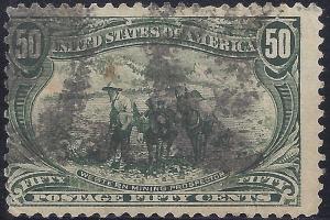 U.S. 291 Used F (121817)