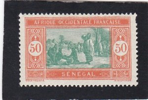 Senegal,  #   105   unused