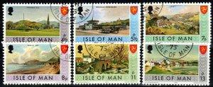 Isle Of Man #52-9 F-VF Used   (X1322)