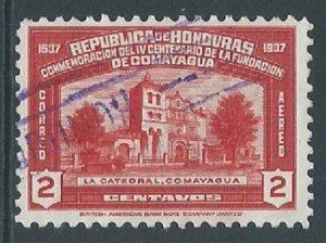 Honduras, Sc #C85, 2c Used
