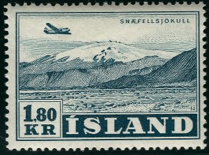 Iceland SC C27 MNH F-VF...fill an Important spot!!