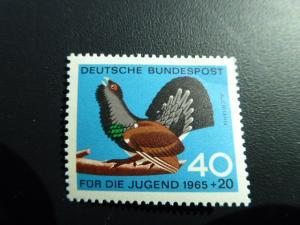 German 1965   Sc.# B407   CV $0.30