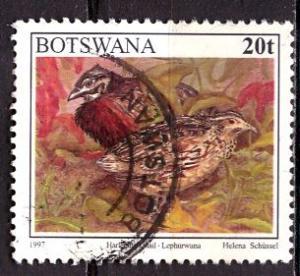 Botswana; 1997: Sc. # 623: O/Used Single Stamp