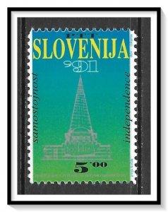 Slovenia #100 Independence MNH