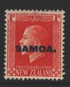 Samoa Sc#135 MH