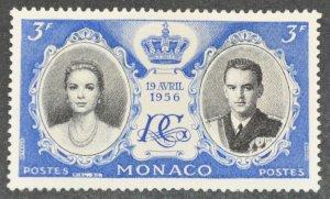 DYNAMITE Stamps: Monaco Scott #368 – UNUSED