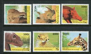 Guinea #1389-94 Used - Make Me An Offer