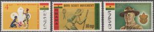 Ghana #308-10  MNH F-VF (SU1404)