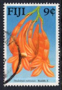 Fiji 595 Flowers Used VF
