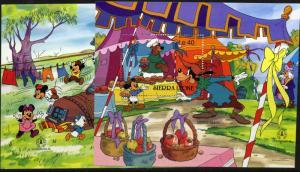 Sierra Leone 807-8 MNH Disney, Mother Goose Fairy Tales, Simple Simon