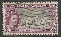 BAHAMAS 166 VFU E901-2