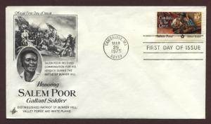 US # 1560 , Contributor to the Cause on ArtCraft FDC