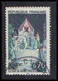 France Used Fine ZA5061