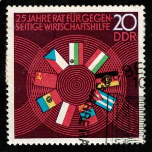 DDR, Germany (3638-T)