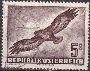 Austria #C58   F-VF Used  CV $95.00 (Z3004)
