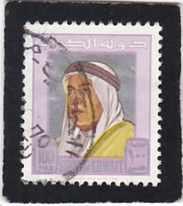 Kuwait  #  241  used