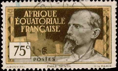 French Equatorial Africa Scott 53