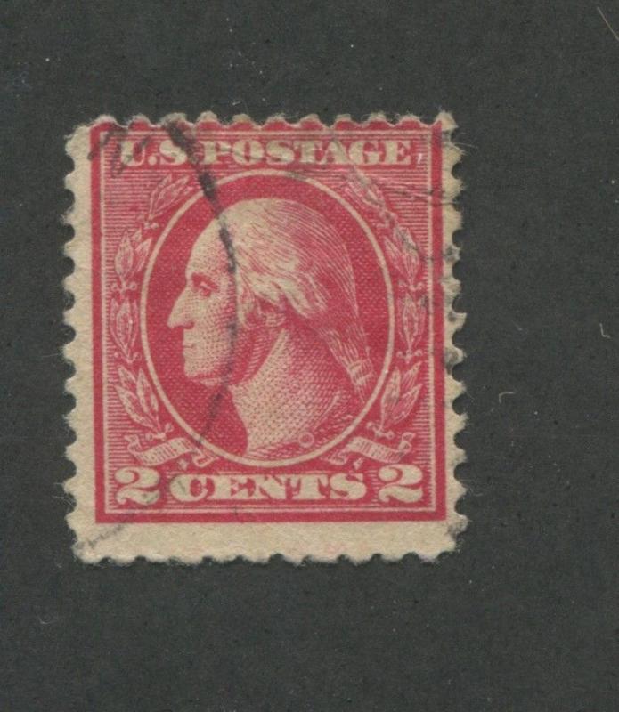 1921 Us Postage Stamp 546 Used Average Slight Postal Cancel