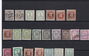 spain 1930s stamps ref r9301