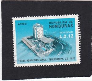 Honduras # C-485 used