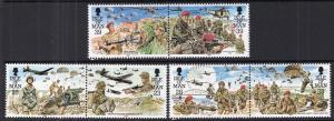 Isle of Man 514-517a MNH VF