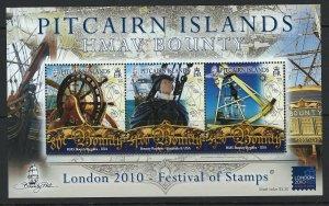 Pitcairn Islands Scott 660a MNH! Festival of Stamps!