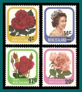 New Zealand 1979 Surcharges, MNH  693-718,SG1201-SG1203a