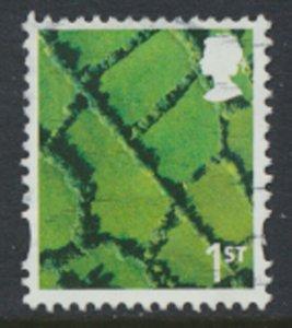 Northern Ireland GB  Regional SG NI95 1st Fields  2003  SC# 18 Used