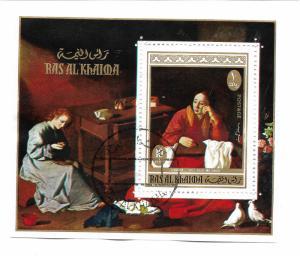 RAS AL KHAIMA HOLY CHILD AND VIRGIN
