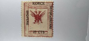 Albania #58 unused no gum e21.4 13144