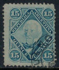 Argentina #19  CV $22.50