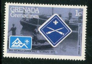GRENADA-GRENADINES - SC #84 - MINT NH - 1975 - Item GRENADA010DTS4