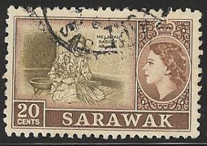 Sarawak  Used S.C. 205