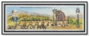 Isle of Man #245 Europa MNH