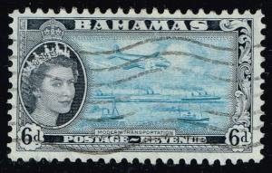 Bahamas #165 Modern Transportation; Used (0.25)