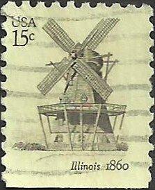 # 1741 USED WINDMILL ILLINOIS