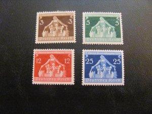 GERMANY 1936 MNH SC# 473-6  SET $20 (113)