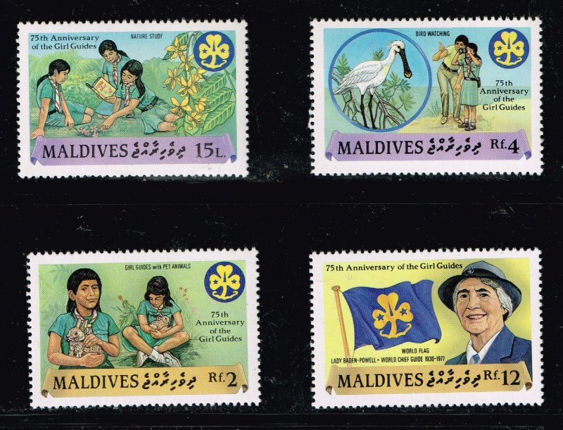 WORLD WIDE Boy Scouts  MNH STAMPS COLLECTION LOT  #5