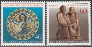 Germany #9N453-4 MNH  (S9241)