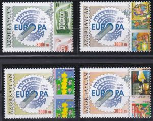 Azerbaijan 804-807 MNH (2005)