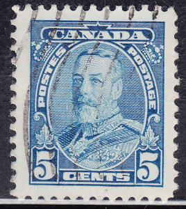 Canada 221 King George V, Pictorial Issue 1935