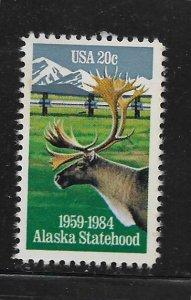 UNITED STATES, 2066,  MNH, ALASKA