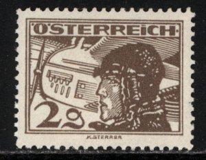Austria 1925  Scott #C12 MLH