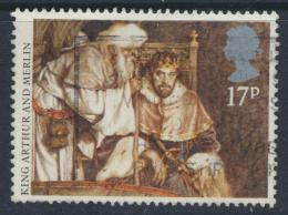 Great Britain SG 1294 - Used - Arthurian Ledgens
