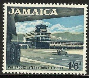 Jamaica 1964 Scott# 227 MLH