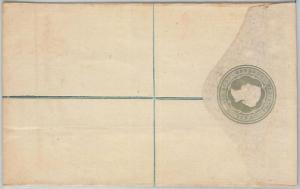 65807 - BARBADOS -   POSTAL STATIONERY  COVER  # 2  TYPE 1