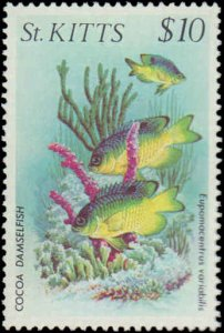 1984 St Kitts #139-152, Complete Set(14), Never Hinged